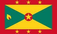 Flagge Grenada