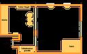 Grundriss Großterrarium
