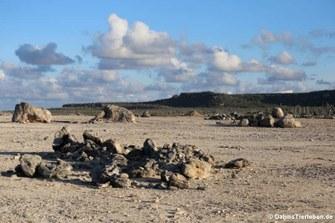 Küste am Boka Onima