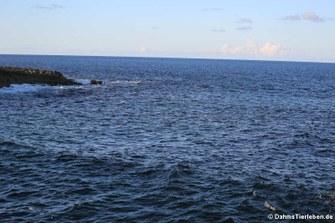 Boka Onimá ist die Stelle, an der die Arawak-Indianer auf die Insel kamen