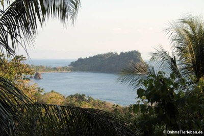 Blick auf Punta Catedral