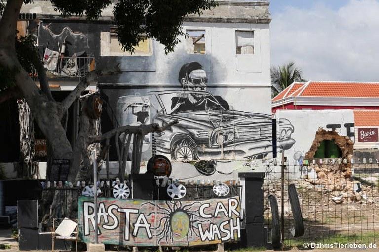 Rasta Car Wash