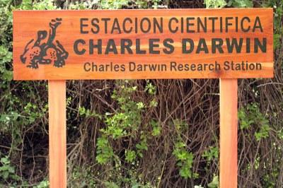 Charles-Darwin-Forschungsstation in Puerto Ayora, Santa Cruz