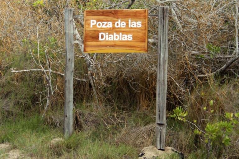 Poza de las Diablas