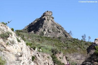 Felsformation auf La Gomera