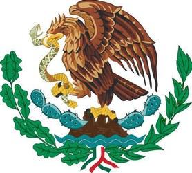 Mexikos Staatswappen