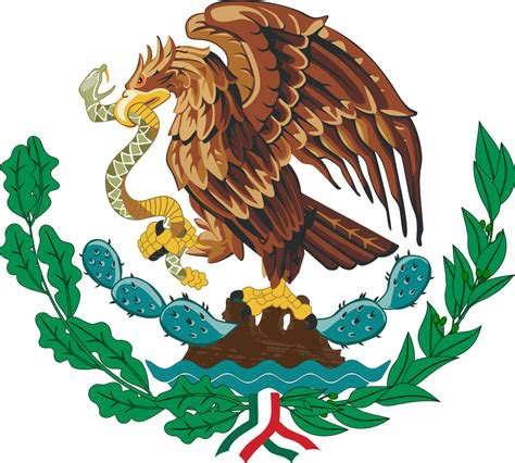 Wappen Mexikos