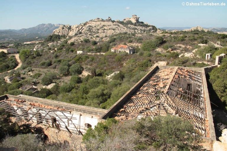 Festung Capo d'Orso