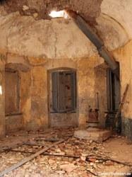 Die Ruine des Semaforo
