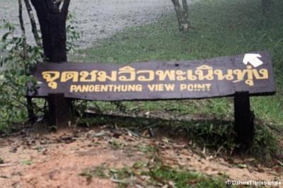 Panoen Thung Aussichtspunkt