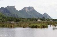 Freshwater Marsh Trail im Khao Sam Roi Yot National Park
