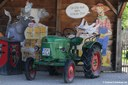 Traktor im Clemenshof